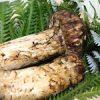 【旬の食材】秋の味覚 松茸を使ったアーリオ・オーリオ・ペペロンチーノを作ったよ♪ 【NYALSOCK隊】だいちゃんも小さなお庭のパトロール隊員として着任しました♪