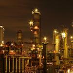 【デジタルカメラで撮る夜景美】工場夜景(三重県四日市 塩浜・大正橋)を撮影しに行ったよ♪ Canon 5D MarkIII