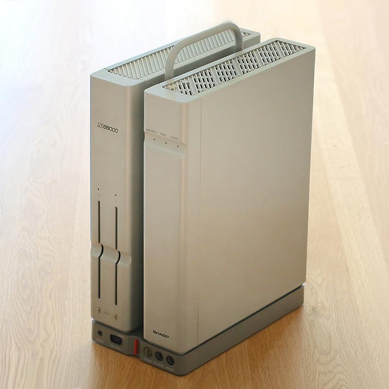 SHARP X68000 CZ-600C